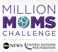 Million Moms Challenge, preterm labor, irritable uterus, in these small moments