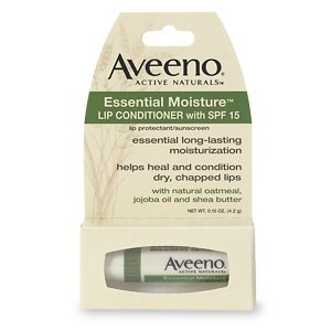 aveeno lip conditioner