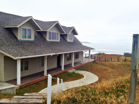 Dillon Beach vacation rental, Tide Pool, Tide Pool exterior, beach house